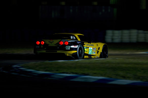 Corvette Racing Series Episode 3