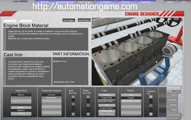 Automation Game