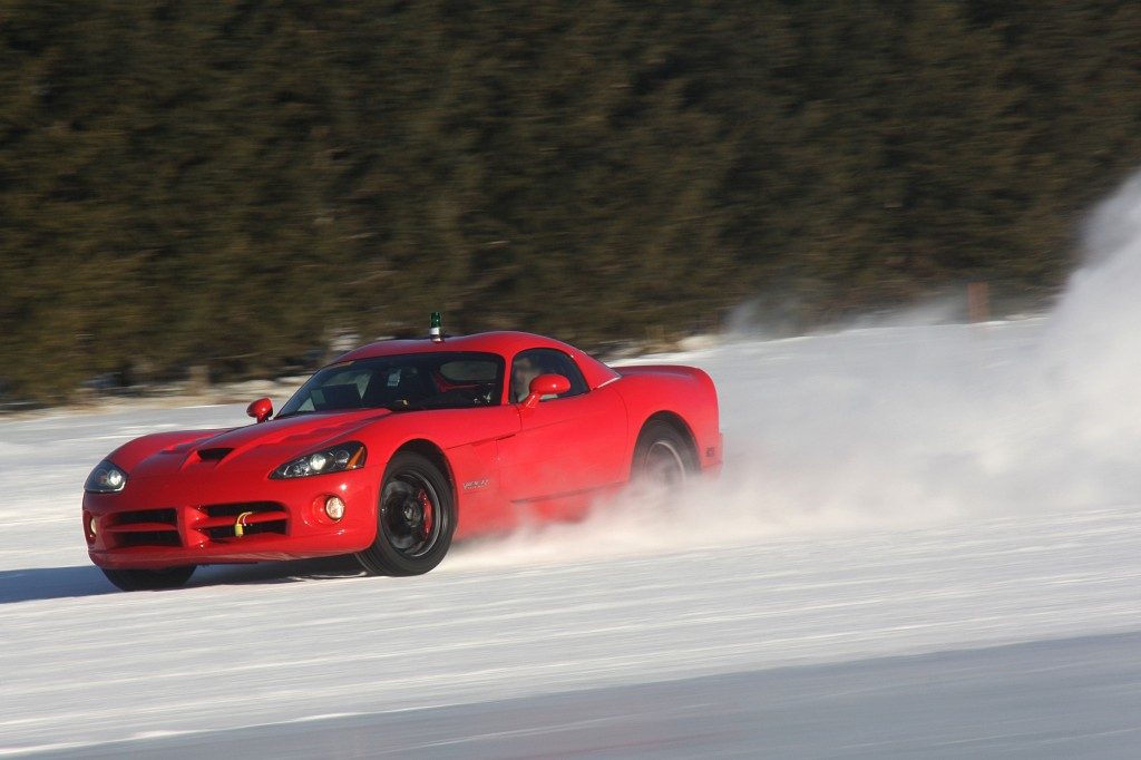 Dodge Viper Race Return