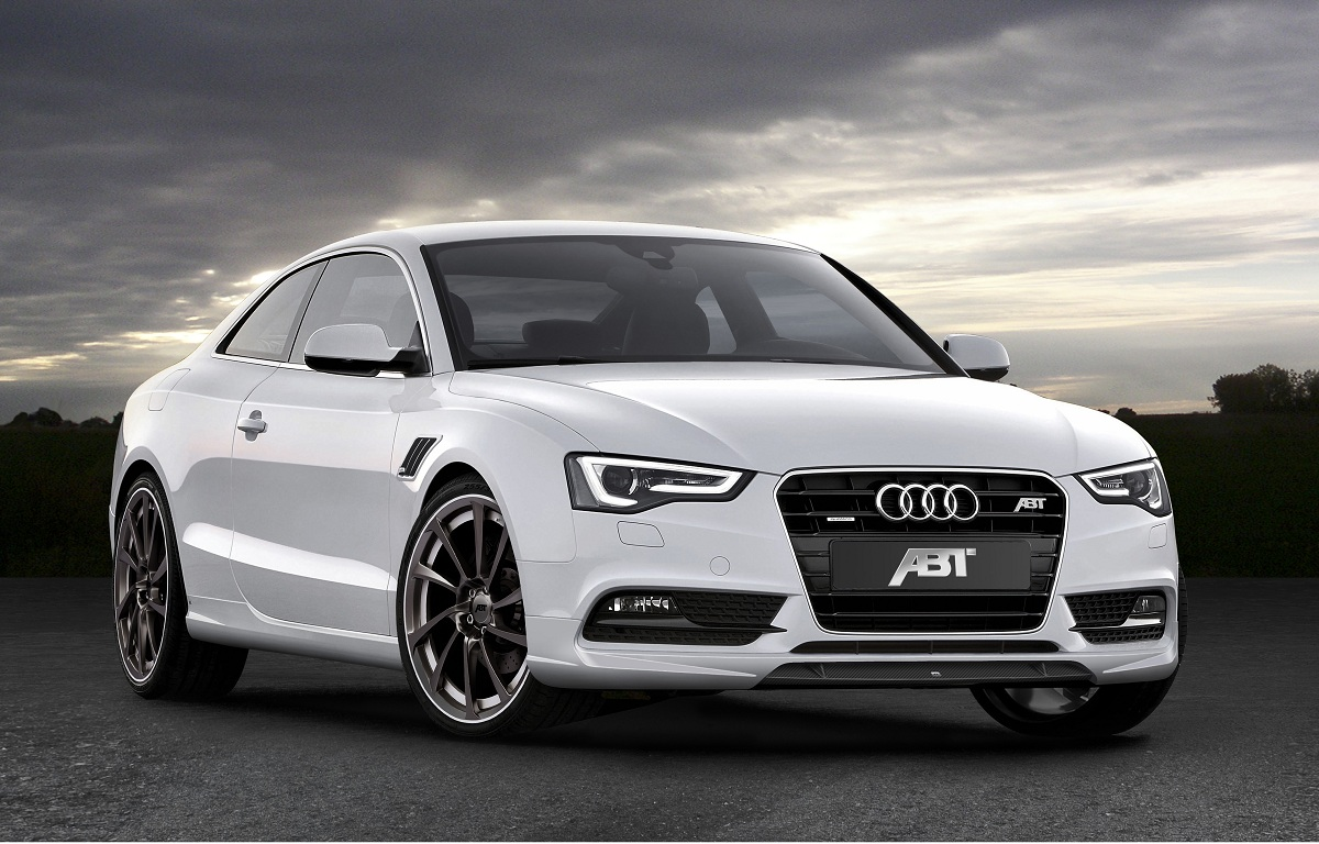 Abt Sportsline A5 2012