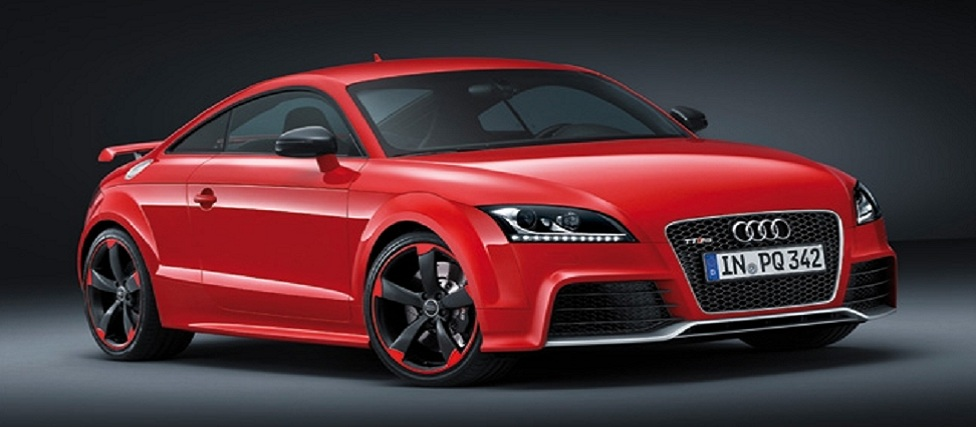 Audi TT RS Plus Coupe and Roadster Revealed