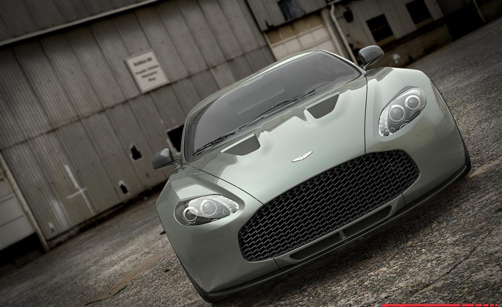 First Glimpse of the Production Model Zagato