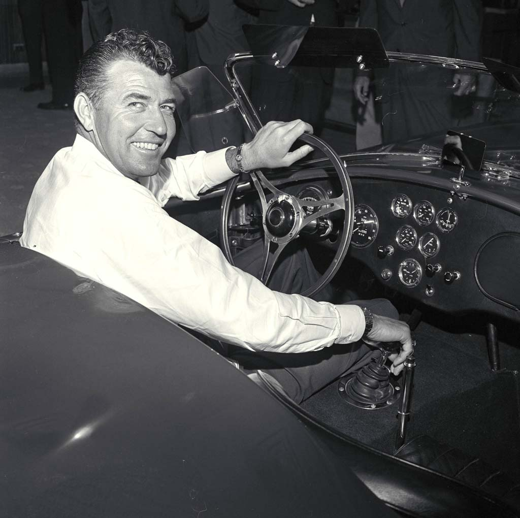 Carroll Shelby's rich legacy in the automotive world