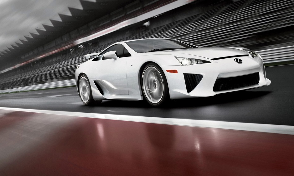 Lexus Releases LFA Tribute Video