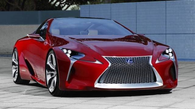 Upcoming sports cars in March 2017